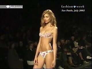 Best Of Fashion TV  Part 2  Model Oops 2002