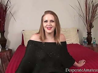 Casting Vicky, gangbang, Desperate Amateurs