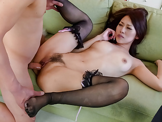 Hot threesome cam sex by top doll An Yab - More at 69avs.com
