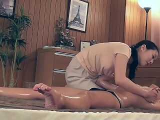 Private Japanese Lesbian Massage