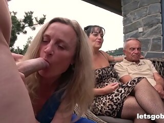 Biggest Fucking Bisex Orgy Part 1