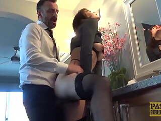 PASCALSSUBSLUTS - Nympho Sailor Luna Dominated And Fed Jizz