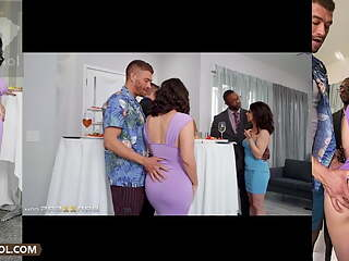 I spread her ass with my finger, Lasirena69, Spencer Bradley