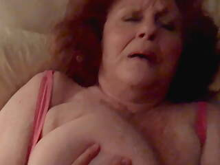 I Turned This Huge Titted Granny Into My Sex Slave