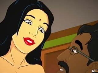 Superb Indian Cartoon Porn, Animation