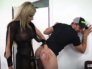 Cory punishes her stepson