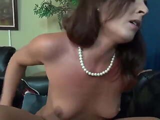 ROLEPLAY-Mom Strips Then Fucks Son