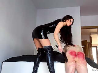 Evil Woman - Corporal Punishment