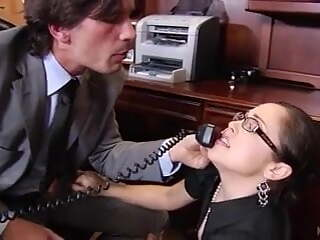 Hardcore secretary punishment