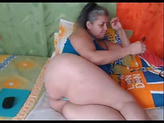Colombian granny, 53 years old