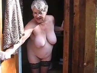 Hot Chubby Granny Compilation 3