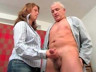 Collar up Handjob 2