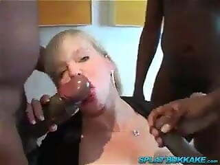 My Wife Fulfills Her Interracial Cuckold Orgy Fantasy
