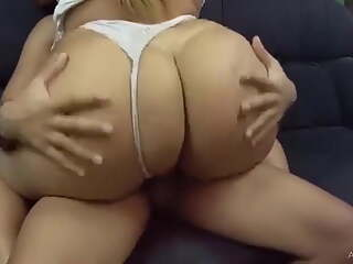 Arab mom with a big ass