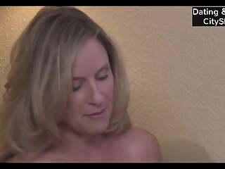 Son Gives Massage & Fucked Mom Jodi West