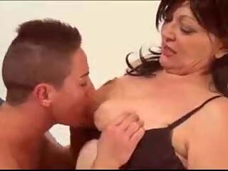 Moms are getting naughty with their sons