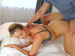 German Girl with a Perfect Body Gets FUCKED - Cumshot