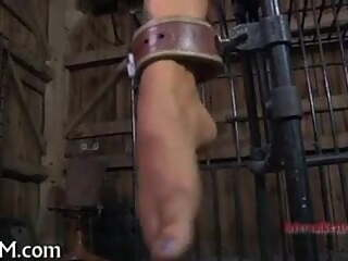 Absolute humiliation of a prisoner, then forced to blow