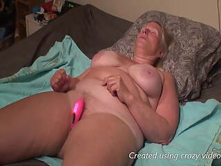 A horny dildo addict in South Sweden