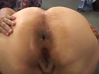 Mom's first anal fuck