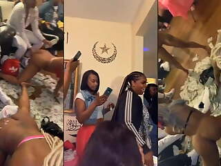 Ratchet House Party With Naked Strippers