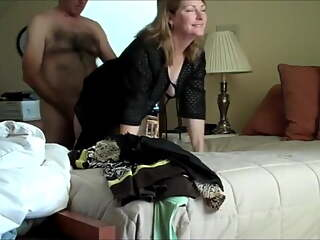 Real cheating wife, homemade video