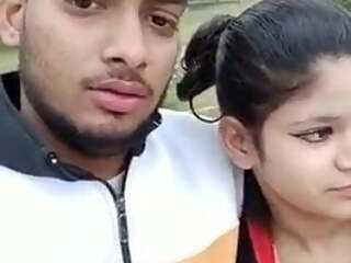 Bangladeshi teens on a love date