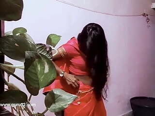 DESI BHABHI IN SAARI FUCKED BY DEVAR