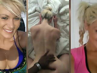 Blonde Whore Exposed - Cuckold Story & Dirty Talk