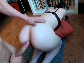 Cheating Wife is fucking with me while husband is at work