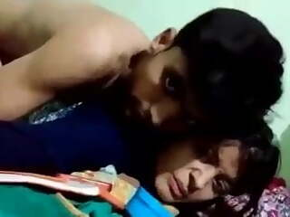 Teluguteen lovers having sex and recording for fun