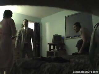 Secret Cam Caught His Wife Cheating With Plumber: Escalation