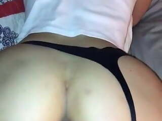 Tunisian girlfriend fucked hard, doggystyle