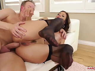 America's Favourite MILF Having Anal Sex - Alexis Fawx