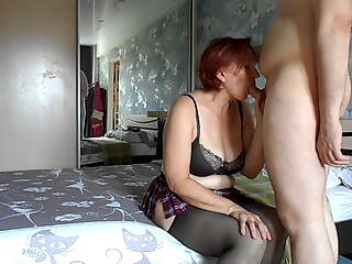 Valentina Kalibernova gets fucked by her lover