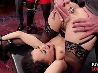 Flexible black sub dominated in group by dick