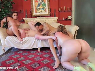 Triple Ass Attack! - Marcy Diamond, Mazzaratie Monica
