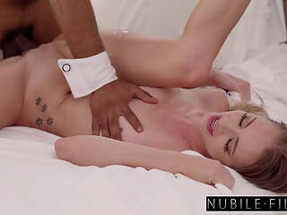 Kyler Quinn Orgasms Multiple Times In Her Sexual Fantasy