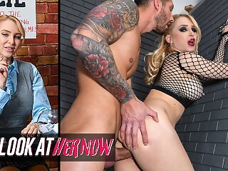Look At Her Now – Alix Lynx Shows Us Her Secret Slutty Side As She Bounces On Quinton James's Big Di