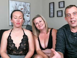Swinger couple swap partners (part1)
