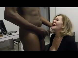 slave is throat and ass fucked hard