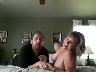 Stunning 66 Year Old Wife Masturbating For Her Friends