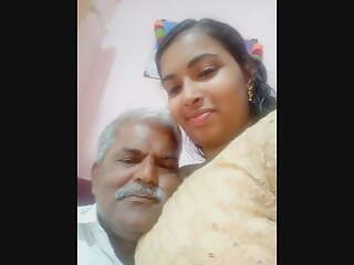 Mallu girlfriend shared by Old Uncle