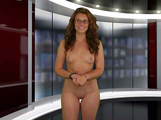Naked News, Talia Auditions