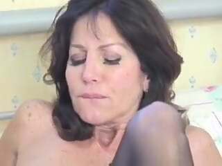 Amazing milf gets what she wants