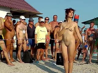 Neptune nudist beach