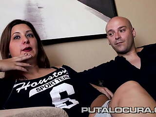 Hot Cuckold Video with Torbe and this Chubby Bitch