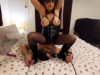 Mistress Wildcat – Women Power and real orgasm