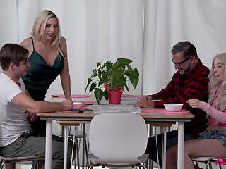 Christie Stevens & Kenzie Reeves - April Fools Prank