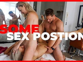 Best Threesome Sex Positions